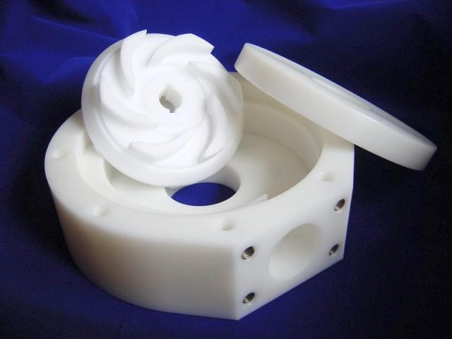 工程塑膠製品-A
