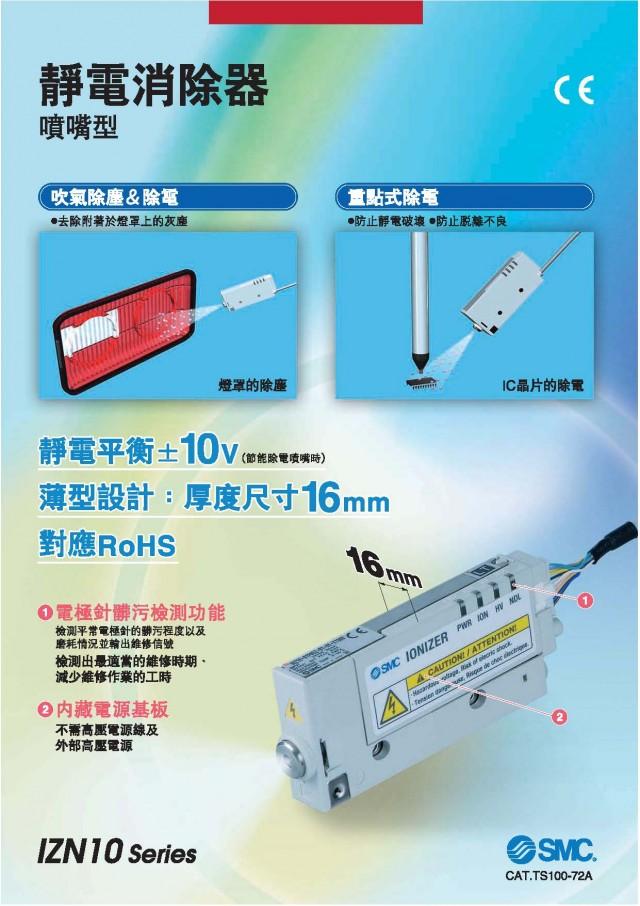 噴嘴型IZN10系列