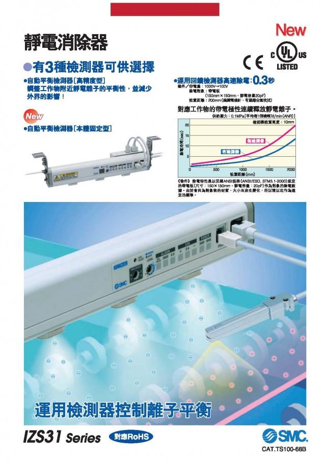 Ion bar IZS31(新)