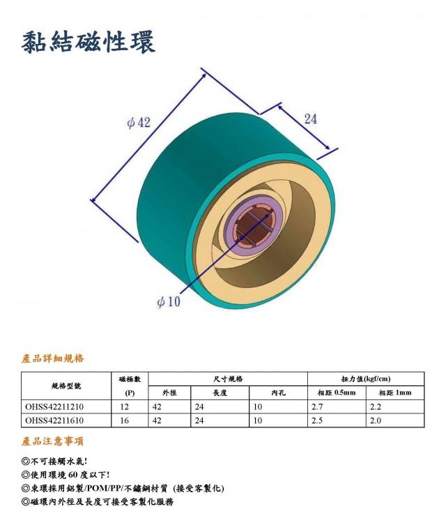 黏結磁性環型錄-2