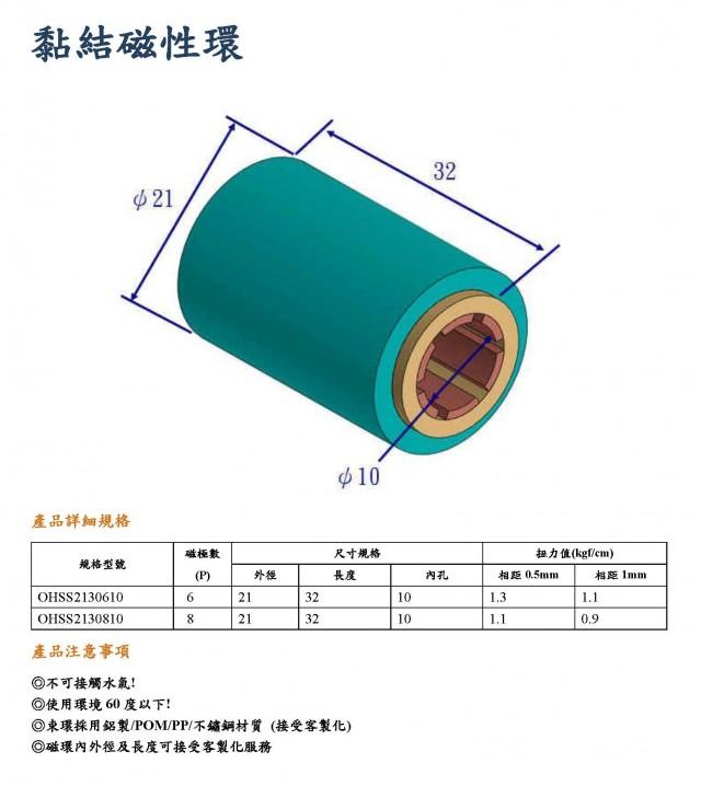 黏結磁性環型錄-3